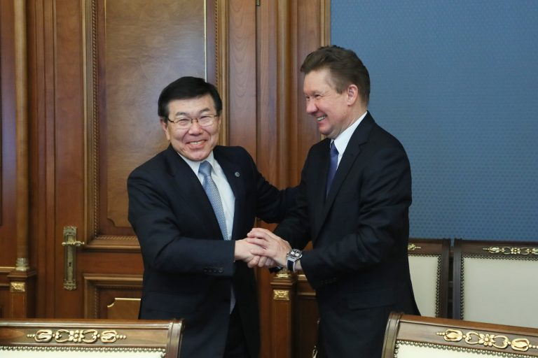 Gazprom and Mitsui discuss LNG cooperation